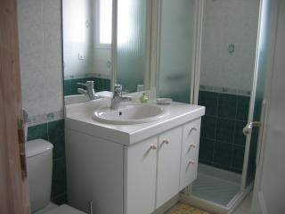 bathroom of the first living accommodation