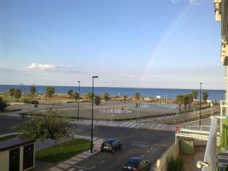 Apartamento en primera línea de playa, Daimus