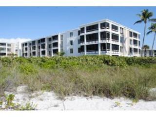 Gulf view condo at Nutmeg Village, Sanibel Island