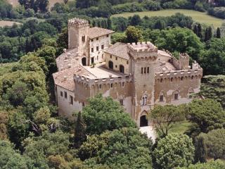 Castello di S. Maria Novella, Certaldo