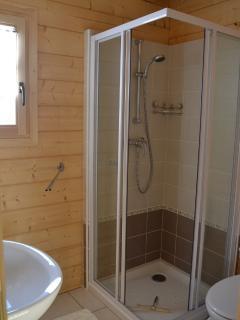douche rez de chaussée