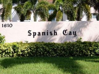 Second floor condo at Spanish Cay