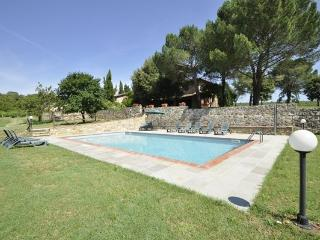 5 bedroom Villa in Pieve A Presciano, Tuscany, Italy : ref 1719451