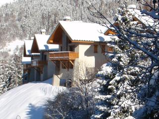 Chilled Mountain Chalets, Oz en Oisans