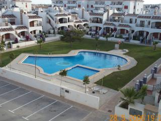 Playa Flamenca - 2 bed 2 bathroom apt Grd Floor Apt