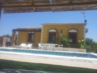 casa de campo con piscina, Coín