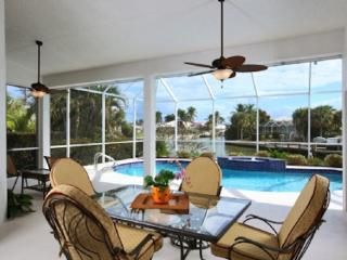 Screened lanai and heated pool