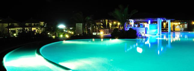 Resort Pool Swim-Up Bar