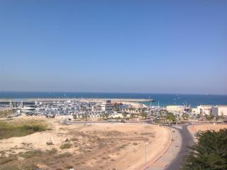 Marina Ashdod vue mer sur 180°