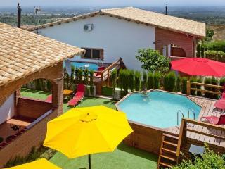 Casa Espigol para 14-16 personas con piscina,