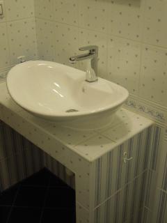 Stylish wash-basin