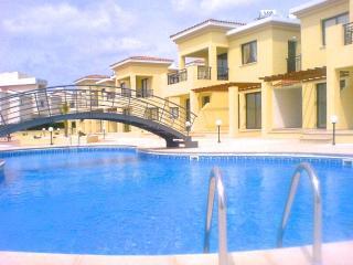 Fantastic B101:  Pool, Sea Views, quiet: wi-fi, Paphos