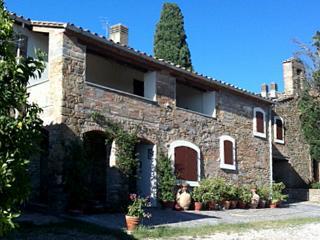Villa Santa Maria, Torgiano