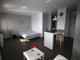 mini tash apartment, Belgrade