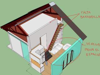 Atico duplex  terraza y garaje