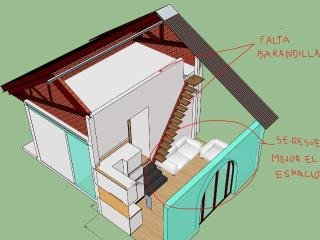 Atico duplex  terraza y garaje, Nevada