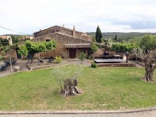 Casa Rural, 15 personas Piscina Barbacoa WIFI, Llampaies