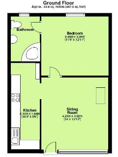 New Bungalow - Floor Plan