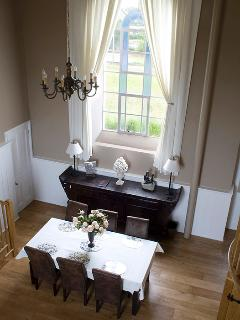 The Chapel Suite Dining Area