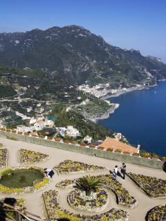 The villa's surroundings - Ravello