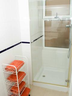 Ensuite with Shower Cubicle