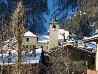 Skiing Courmayeur Mont Blanc, Verrand