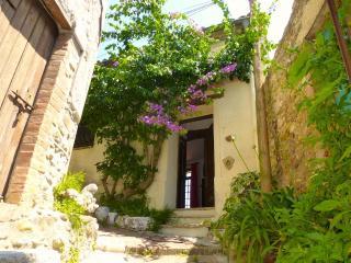 La Maison d'en Haut front door