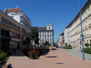 Pleasant area in the historical 7.district, 2 bedrooms, WIFI, free/cheap parking