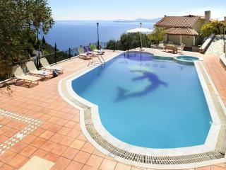 Fantastic pool with Sea Views
