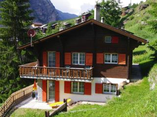 Chalet Trächa 4-bed-apartment, Randa
