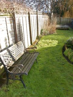 Garden - Winter
