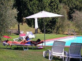 Villa Beata I, Rapolano Terme