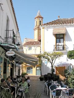 Tapas bars in the Old Town