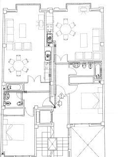 Plano de los apartamentos