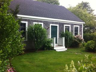 Nantucket Cottage Abuts Bird Santuary