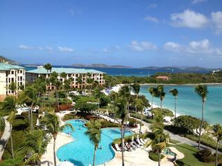 Beachfront at the Ritz Carlton - March 24-31, April 8-22, Summer & Lots More!!, St. Thomas
