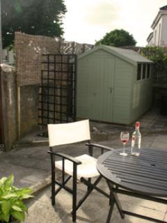 Suntrap Courtyard Garden