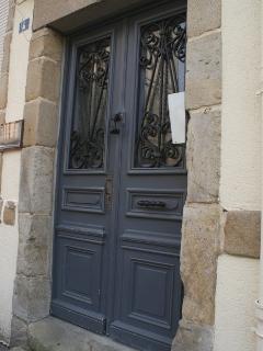 Le caractère de l'ancien dans une résidence rénovée en 2012