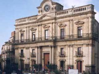 Il Municipio di Vizzini