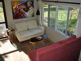 Fantastic Artsy Cottage Featuring Outdoor Living Spaces Only 5 mins. from Town, Boquete