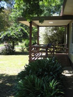 Nathan's Place: Front verandah