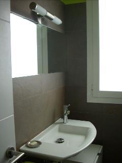 Baño VERDE -