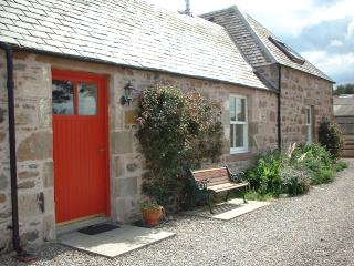 Byre at Balblair Cottages