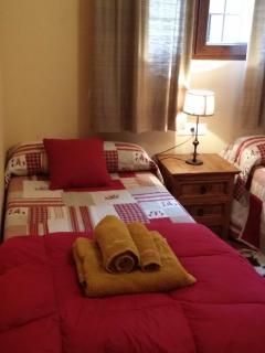 cada habitación diseñada con confort y mimo.