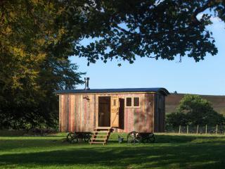 Hesleyside Huts, Northumberland National Park