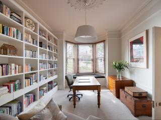 'To add a Library to a house is to give that house a soul.'   Marcus Tullius Cicero (106-43 B.C.)