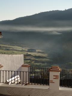 Mirador del valle a 50 metros de la casa