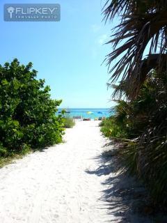 Local Beach access