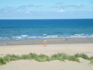 This fabulous beach is right on your doorstep!!