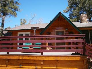 Sit out on the Front Deck to Drink Your Morning Coffee or Sip Your Champagne at Night and Stargaze